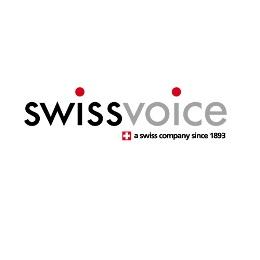 Logo Swissvoice Blanc